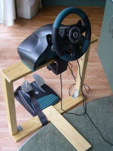 DIY Racing Wheel Stand Projects