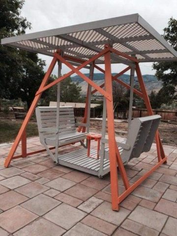 DIY Swing Frame Projects