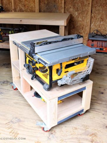 DIY Table Saw Projects