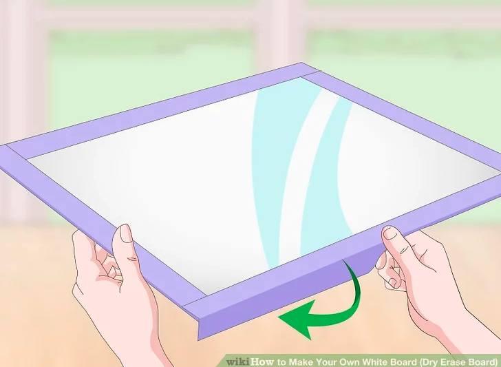 1. DIY Dry Erase Board