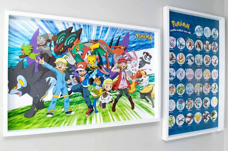 10. How To Frame A Poster For Less Than $10