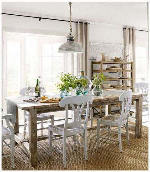 11. DIY Farmhouse Table Plan