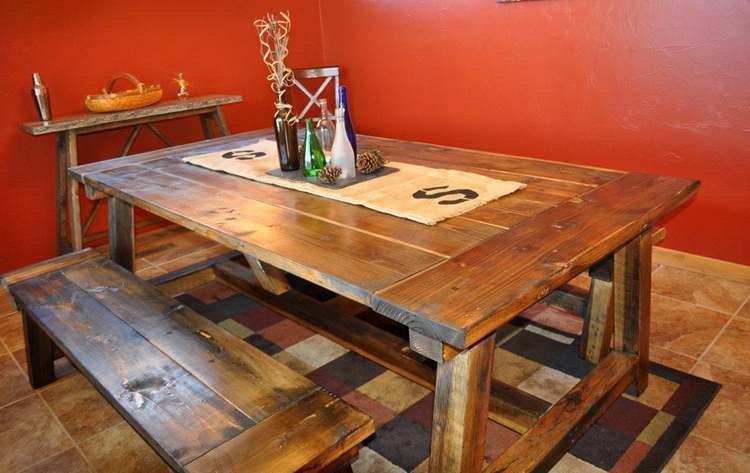 12. How To Build A Farmhouse Table