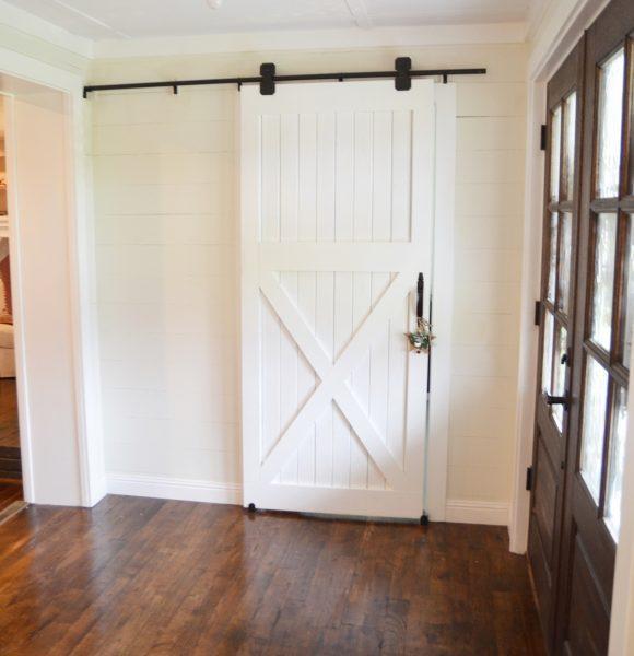 13. How To Build A Build A Barn Door