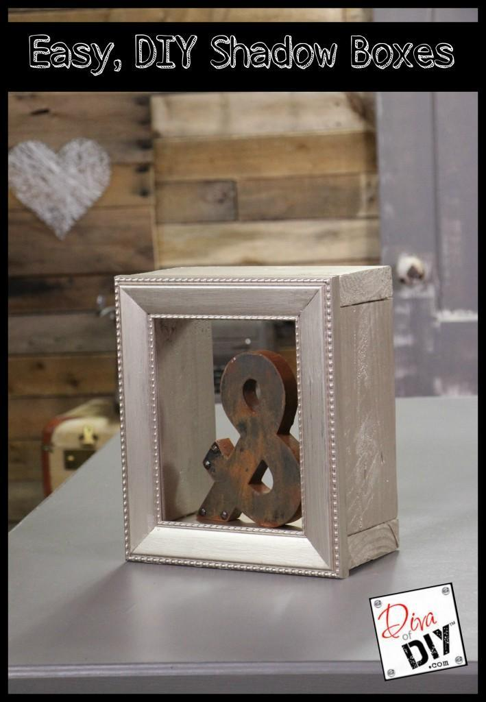 13. How To Build A Shadow Box