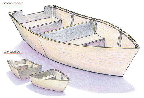 13. How To Build A Wooden Boat