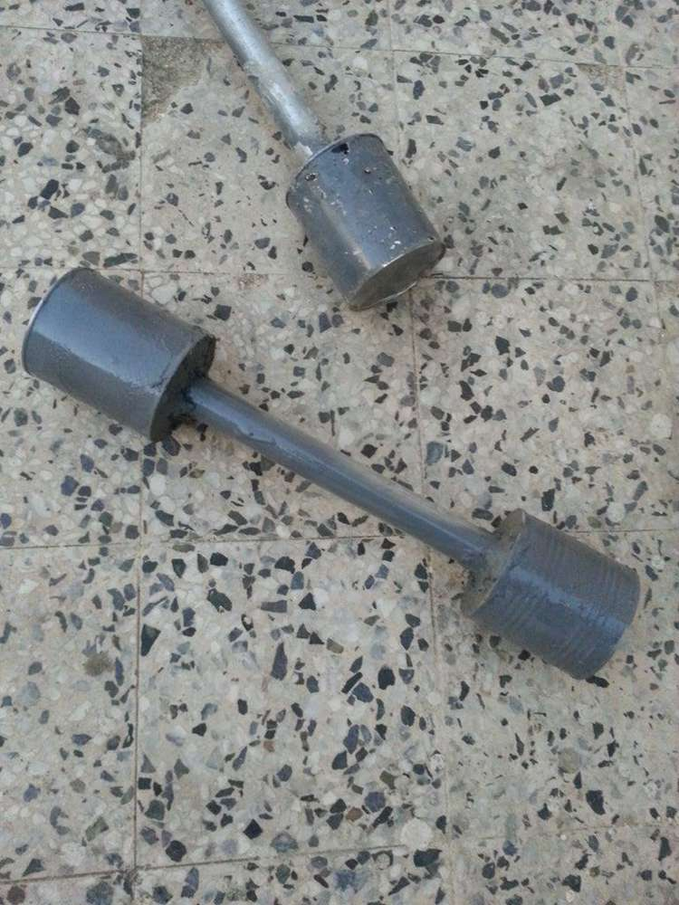 13. How To Make A Dumbbell