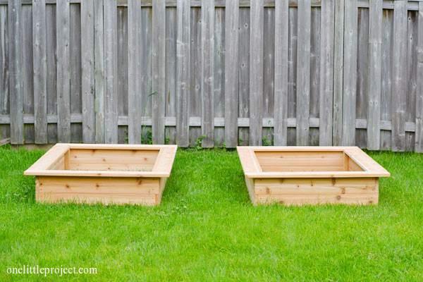 14. How To Make A Garden Box