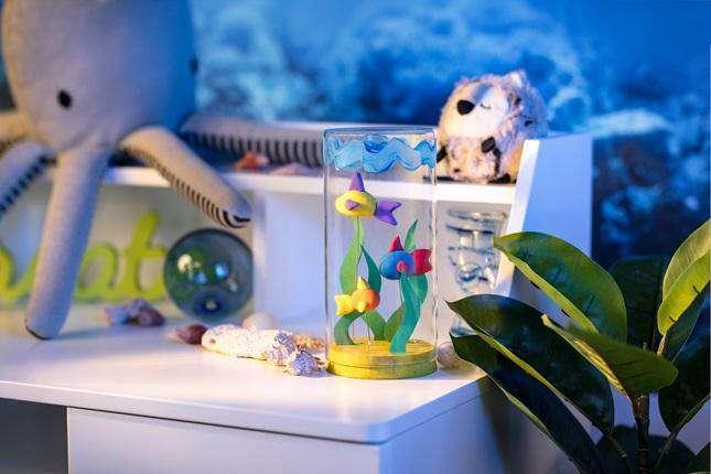 15. DIY Fish Tank