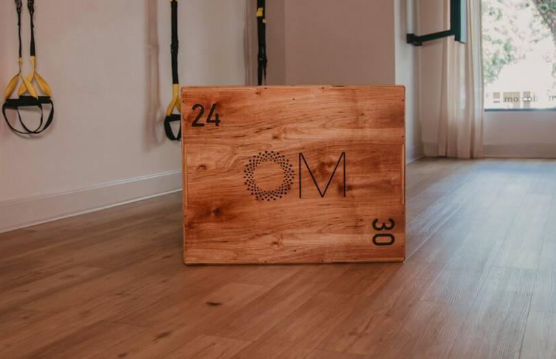 16. DIY Plyo Box