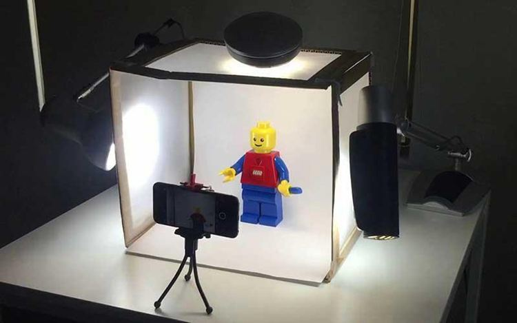 16. How To Make A Light Box At Home
