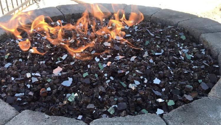 17. Gas Fire Pit Build DIY