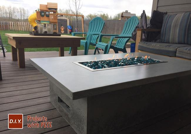 18. How To Make An Outdoor Gas Fireplace