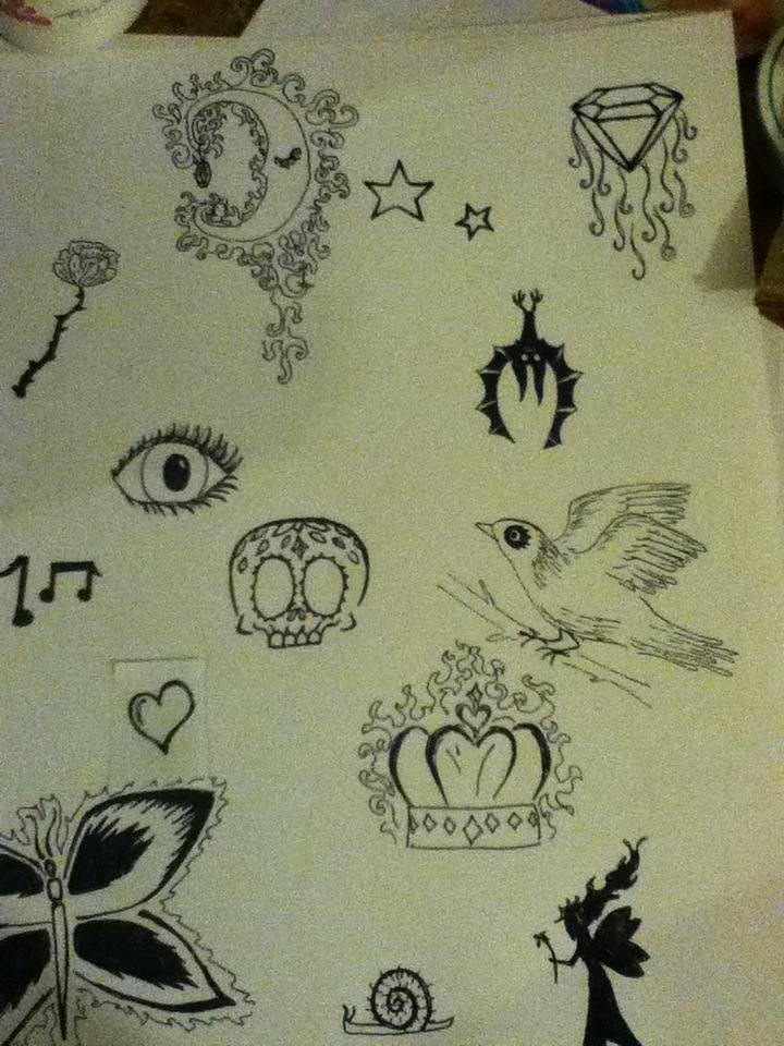 2. DIY Temporary Tattoos