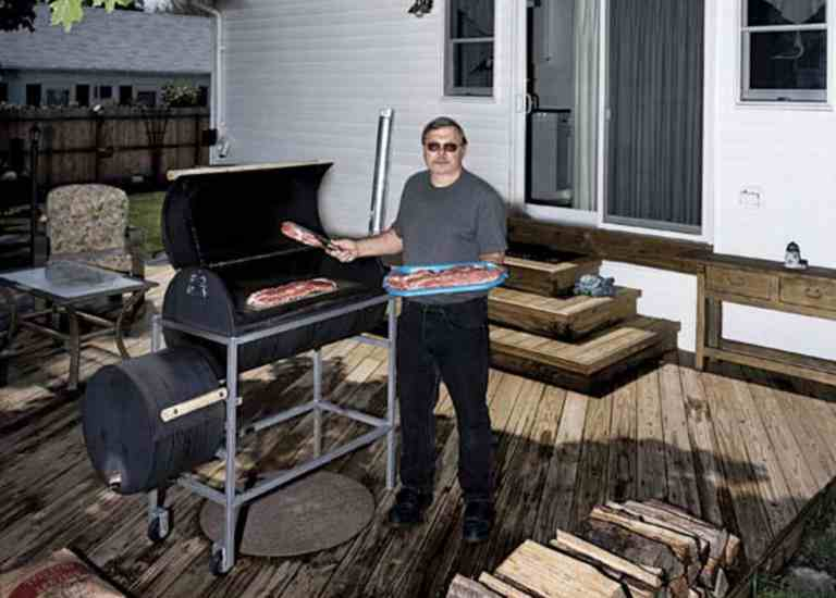 2. How To Build A Smoker For Your Backyard