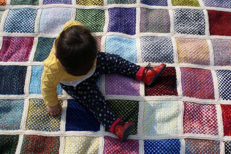 21. DIY Multiverse Blanket