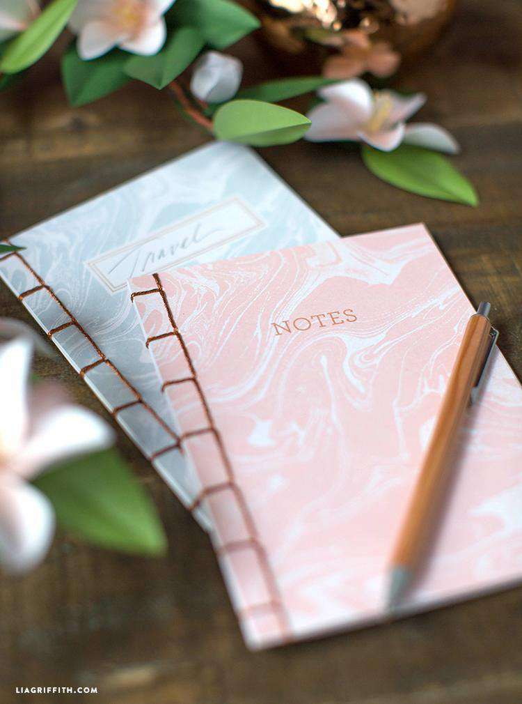 21. How To Make A Handmade Journal