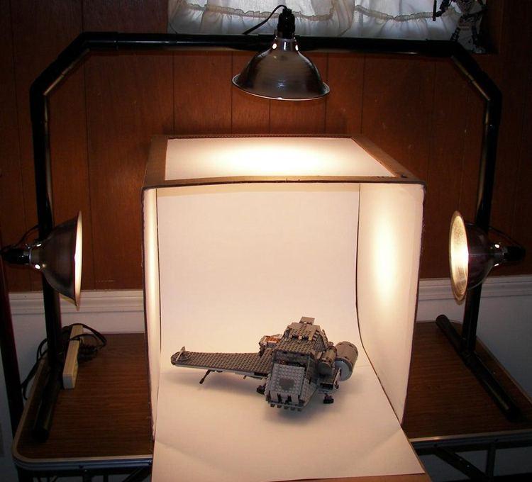 22. Photography Light Box DIY