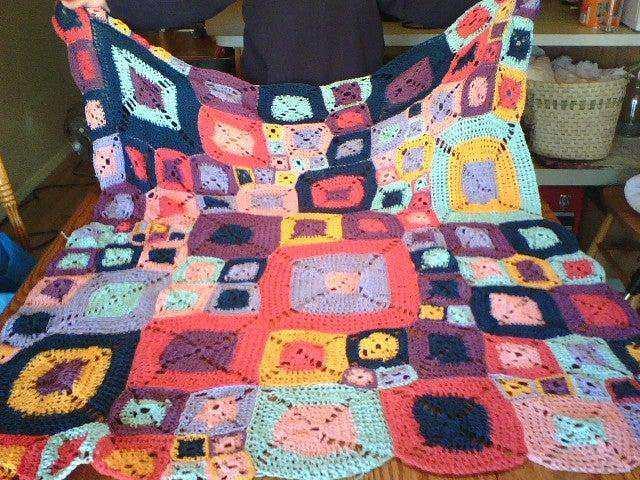 23. DIY Babette Blanket