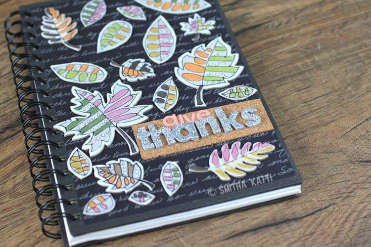 23. DIY Gratitude Journal