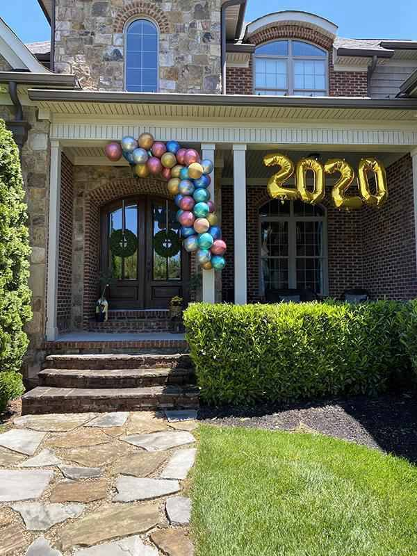 24. How To Make A Balloon Garland The Easy Way