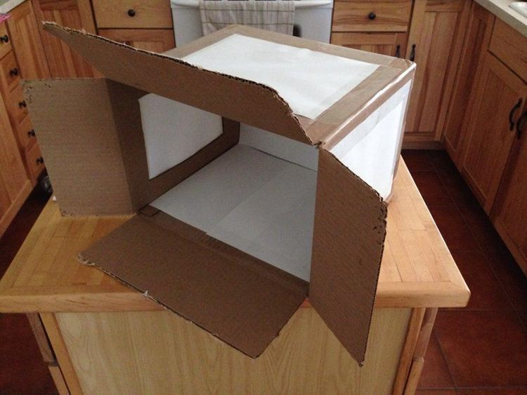24. How To Make A Light Box At Home