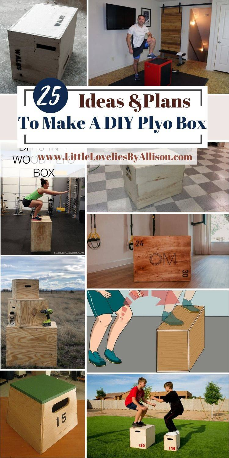 25 Ways To Make A DIY Plyo Box Like A Professional And Keep Fit