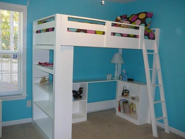 29. How To Build A Loft Bed