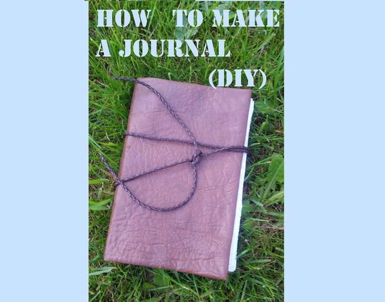 30. How To Make A Simple Journal
