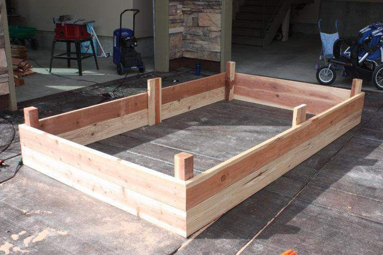 30. How To Make Your Own Garden Boxes