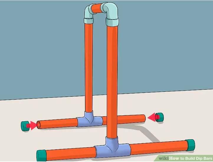 4. DIY Dip Bars