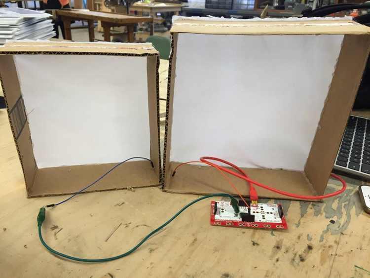 5. DIY Light Box