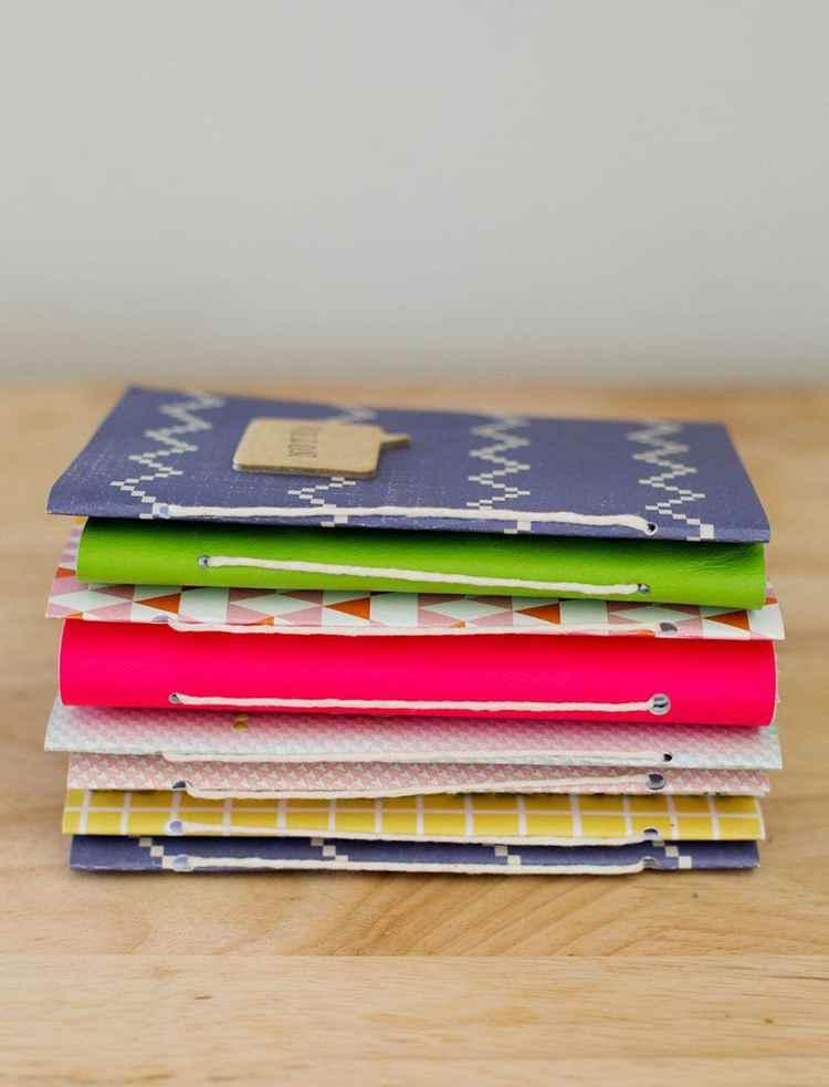 5. Homemade Journals