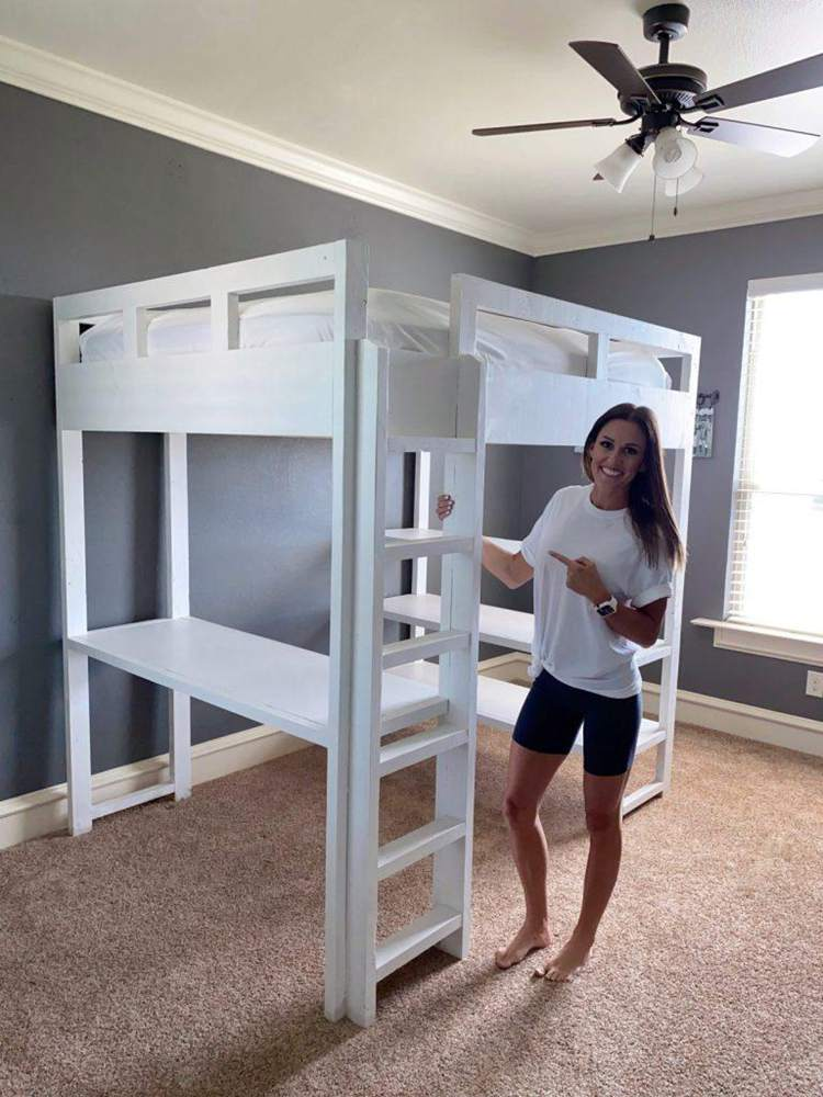 5. How To Build A Loft Bed