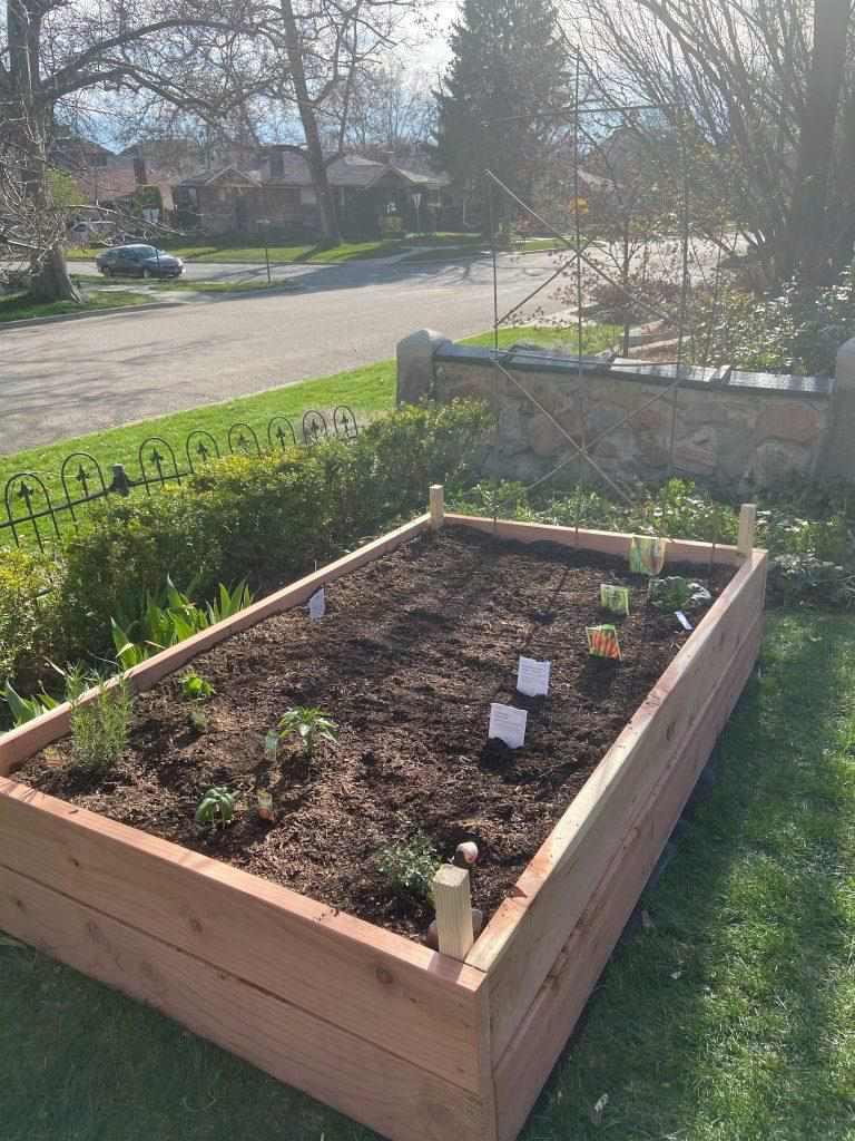 5. How To Make A Simple Garden Planter Box