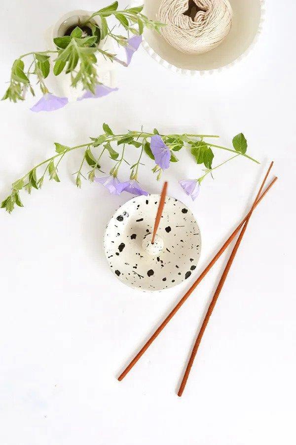 5. Incense Holder DIY