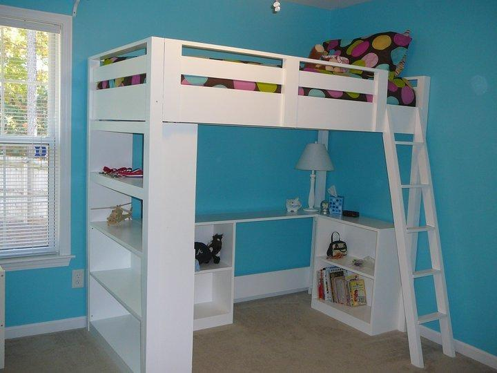 6. Building A Loft Bed