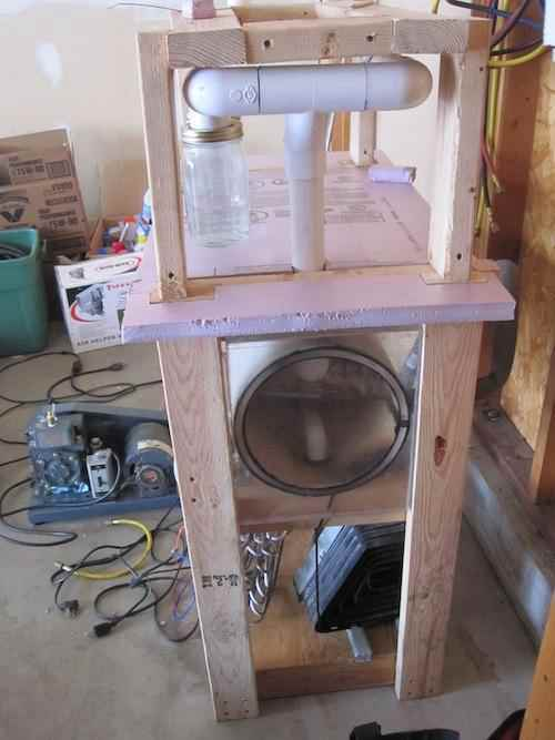 6. Homemade Freeze Dryer