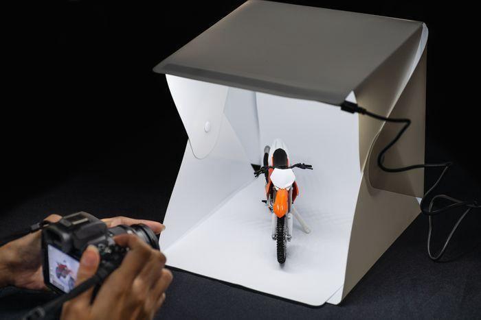 6. How To Make A DIY Light Box