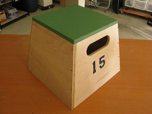 7. Building Plyometric Boxes
