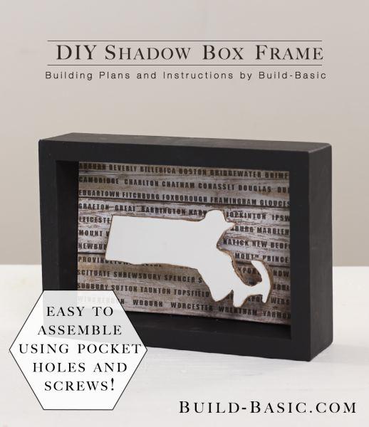 7. DIY Shadow Box Frame