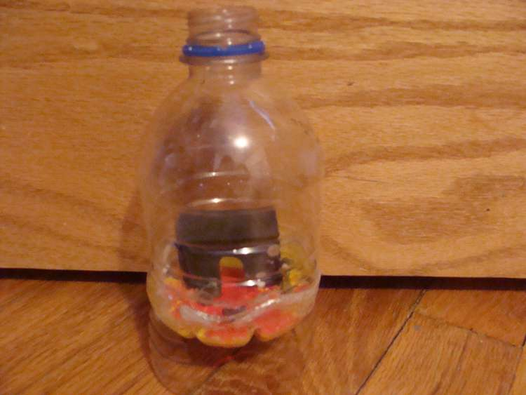8. DIY Fish Tank