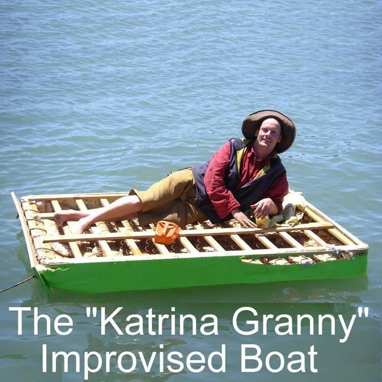 8. DIY Survival Boat