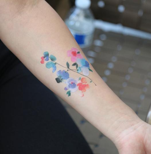 8. DIY Temporary Tattoos That Are Safe
