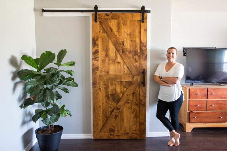 8. How To Build A Barn Door