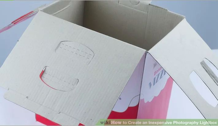 8. How To Create Cheap Photo Light Box