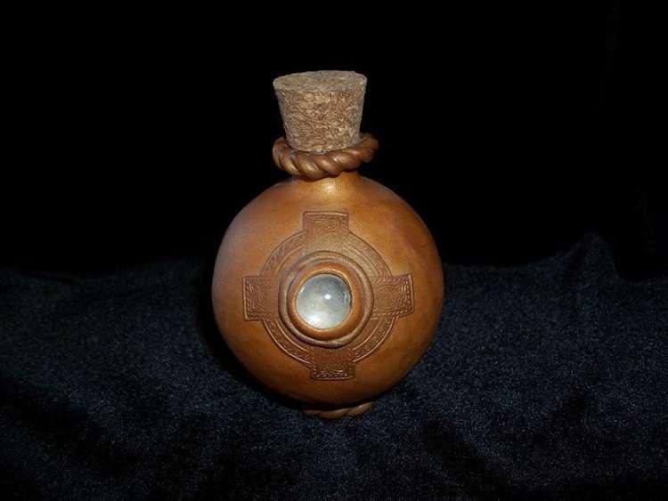 9. DIY Potion Bottles