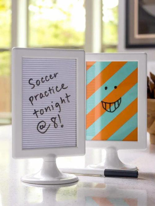 DIY Dry Erase Board Projects