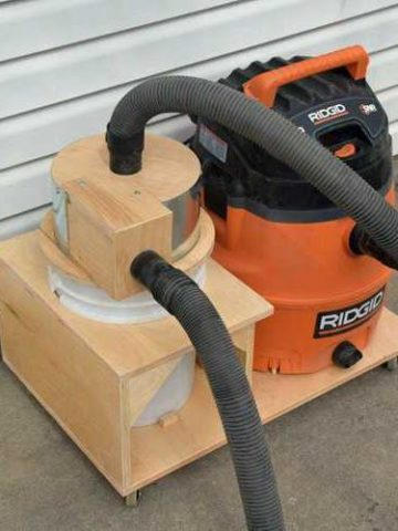 DIY Dust Collector Projects