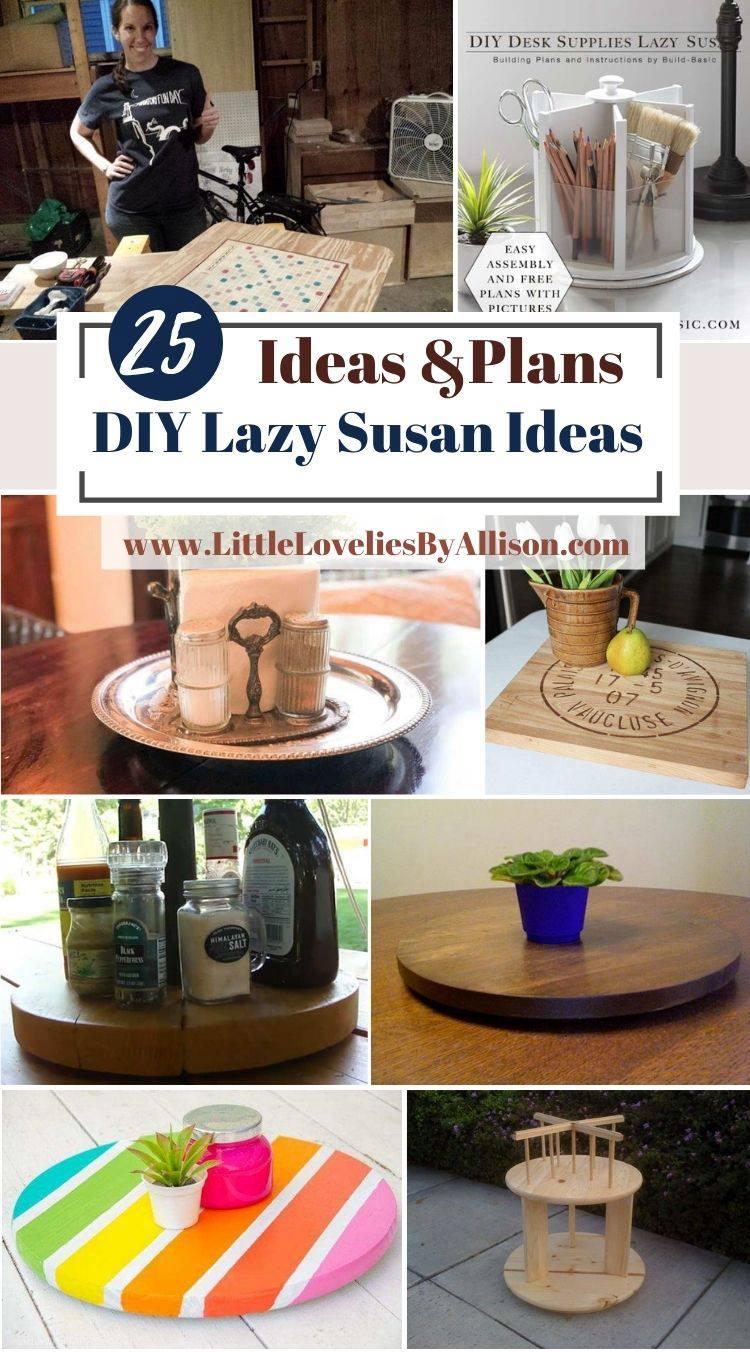 DIY Lazy Susan Ideas
